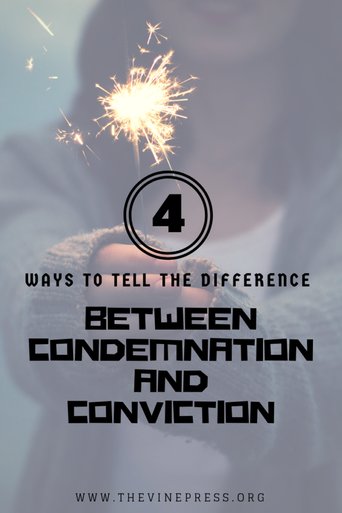 4 Ways to Tell the Difference Between Conviction and
